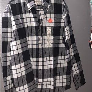 Brand new men's flannel xlarge